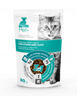 For Sterilised Cats